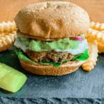 Easy Healthy Black Bean Burgers