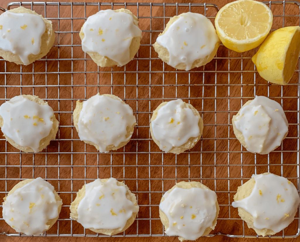 Delicious Easy Lemon Cookies Cream Cheese