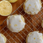 Cream Cheese Lemon Cookies