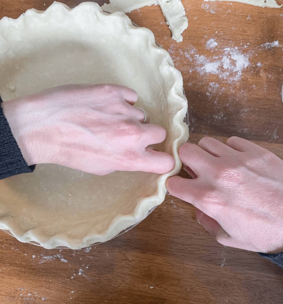 Pie Crust Edge