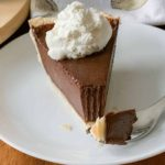 Smooth Chocolate Cream Pie
