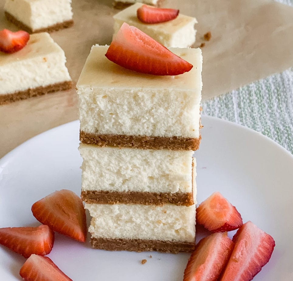 Perfect Easy Cheesecake