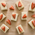 Easy Cheesecake Squares