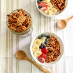 Granola for breakfast