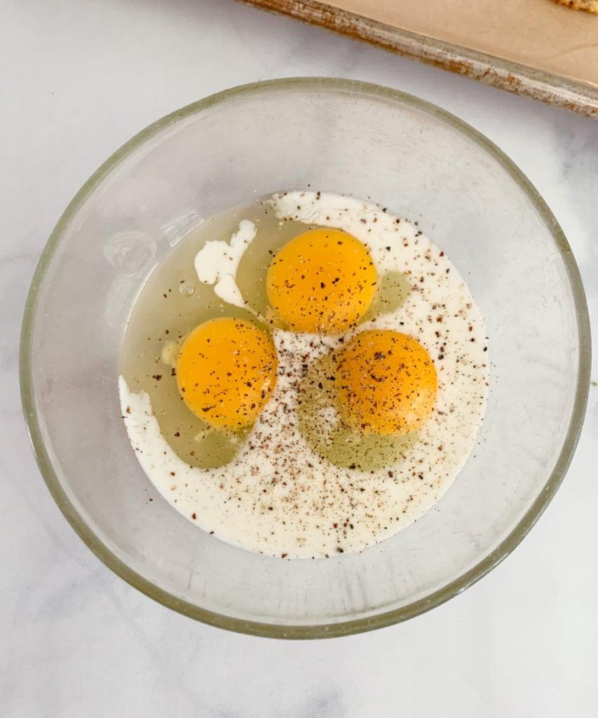 Eggs For Scrambling