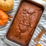 Perfect Simple Downeast Maine Pumpkin Bread for fall