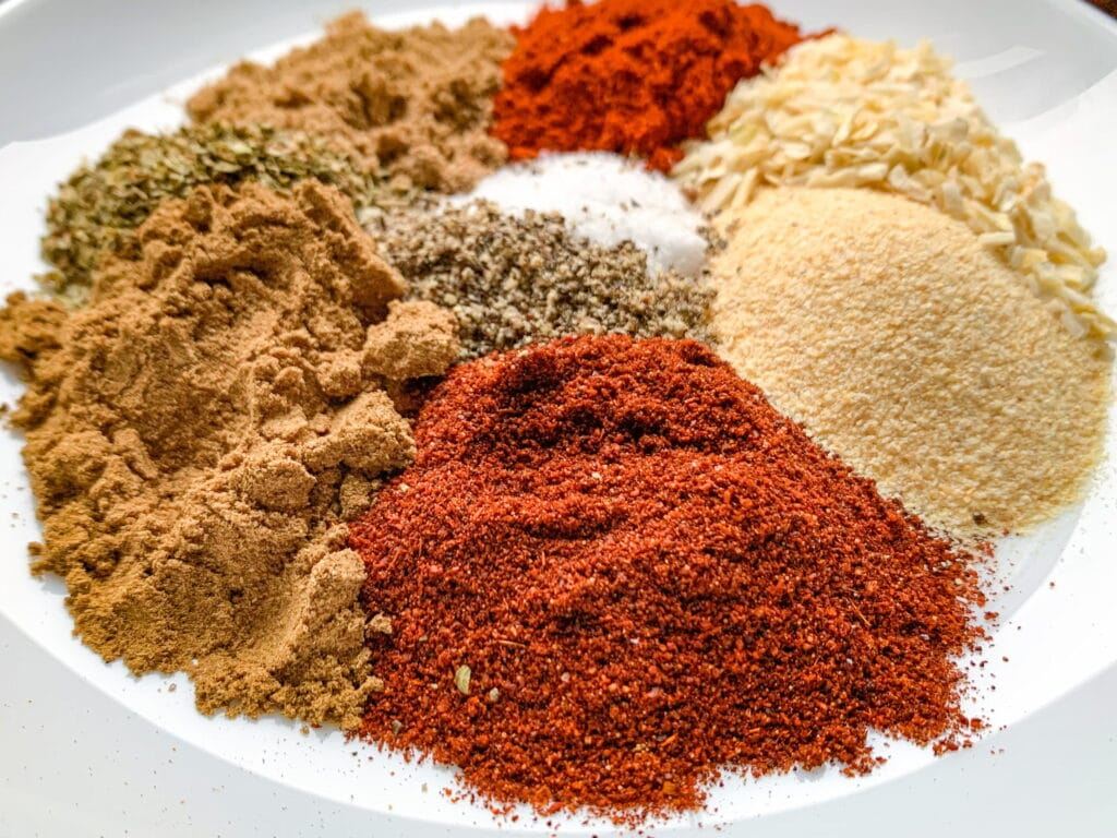 A blend of smokey spices for delicious Mexican dishes