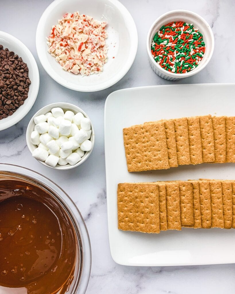 How to make chocolate covered graham crackers from scratch
