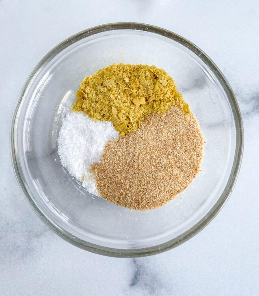 Nutritional Yeast for Popcorn-Healthy Popcorn Seasoning