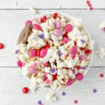 Valentines Snack Mix