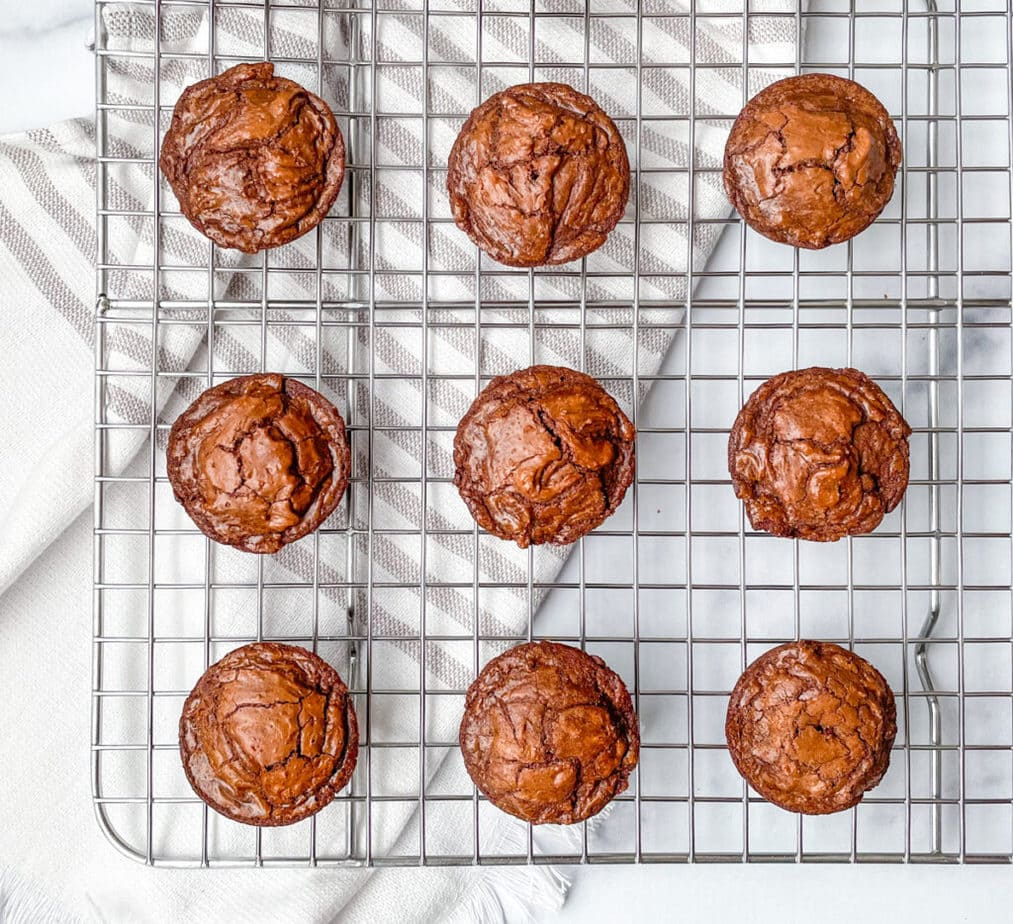 How to Make the Best Chocolate Brownie Bites