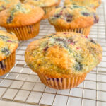 Mixed Berry Muffins With Frozen Berries
