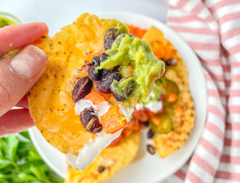 Topping suggestions for your nachos