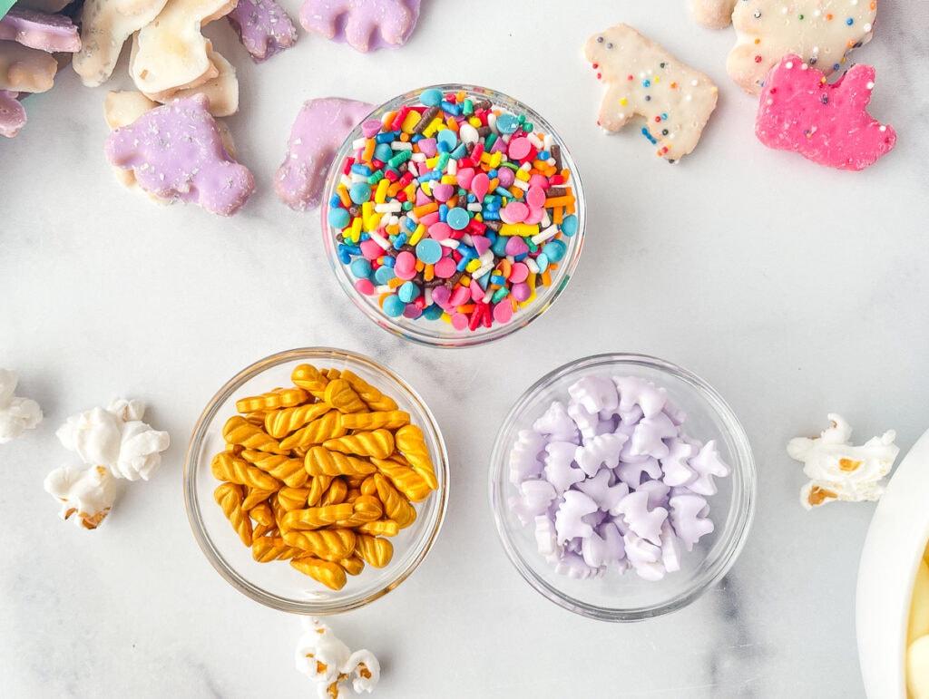 Sprinkles for popcorn
